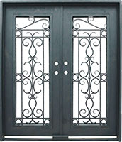 Venice Standard Retrofit iron door